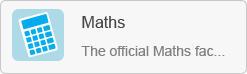 Maths VLE site